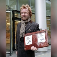 Rumble in the jungle as Noel Edmonds begins £60m fight with Lloyds