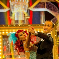 Joe Sugg blames teary Strictly appearance on his costume's tight collar