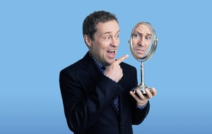 Ardal O'Hanlon on 'showing off' his new stand-up, Death In Paradise and Father Ted's legacy