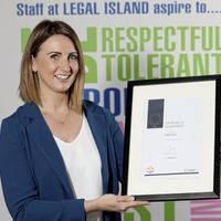 Legal-Island up for UK Investors In People award