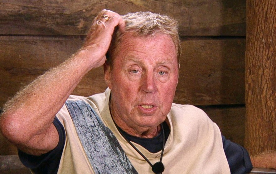 Harry Redknapp's son Jamie wants him booted OFF I'm A Celebrity first