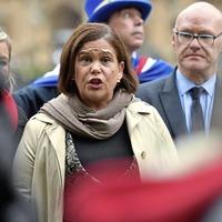 Sinn Féin leader Mary Lou McDonald describes Brexit deal as 'least worst option'