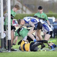St Patrick's, Maghera send Holy Trinity, Cookstown into MacRory Cup play-offs
