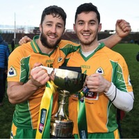 Corofin recover from slow start to land third Connacht title in-a-row