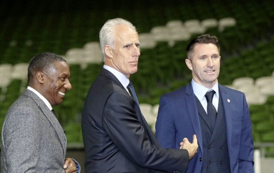 Mick McCarthy reappointed Republic of Ireland boss until 2020