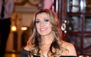 Kym Marsh, 42, to be a grandmother