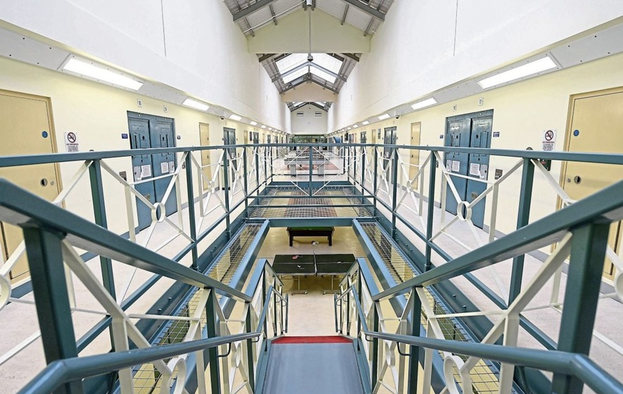 Christmas In Prison.68 Prisoners In Northern Ireland Granted Home Release For