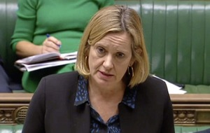 British work and pensions secretary Amber Rudd reveals Buffy The Vampire Slayer is her role model