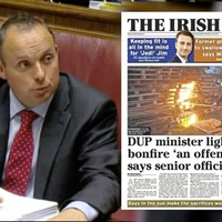 DUP's Andrew Crawford 'blocked Stormont release of bonfire row emails'