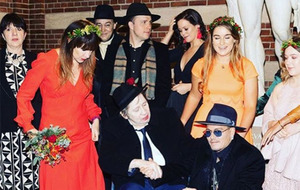 Pogues legend Shane MacGowan marries Victoria Mary Clarke