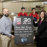 Four Star Pizza to recruit 30 new staff in the north
