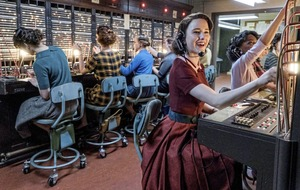 TV Quickfire: Rachel Brosnahan on acclaimed series The Marvelous Mrs Maisel