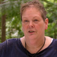 Anne Hegerty puts on braver face to battle through next Bushtucker Trial