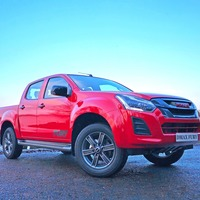 Limited edition D-Max Fury in high demand