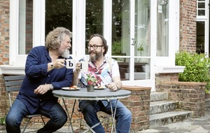 How to cook up a long-lasting friendship, the Hairy Bikers' way