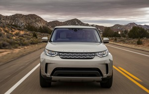 Land Rover Discovery: The latest age of Discovery