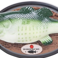 Big Mouth Billy Bass can now speak with Alexa