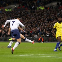 Tottenham immortalise Son Heung-min goal with Sonic-style video game animation
