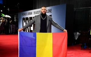 Creed II star says real life contest between Russian and USA is senseless