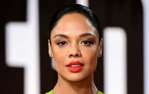 Tessa Thompson does not want to work with a 'bunch of white people' or men
