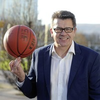 Ex-basketball player Gareth Maguire: Getting a dog was best thing I did for my health
