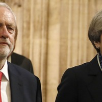 Theresa May accepts BBC Brexit debate, but Jeremy Corbyn prefers ITV