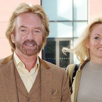 Noel Edmonds' wife 'pleased' to see him shirtless in I'm A Celeb jungle