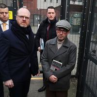 Loughinisland leak probe police seized Fr Malachy Finegan sex abuse evidence