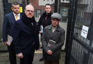 Catch Loughinisland killers and stop fishing, police told