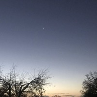 Venus spotted from the UK as planet nears brightest point of the year