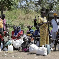 South Sudan refugee crisis - money raised in Ireland helping those fleeing violence