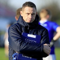 Shane Carey red card was a huge turning point says Scotstown boss Kieran Donnelly