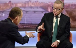 Michael Gove says British government can win the crucial Commons vote Brexit