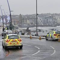 Man's body found on rocks near harbour in Portstewart