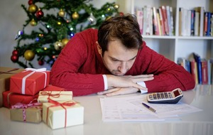 Third of people who run up Christmas debt 'take up to seven months to clear it'