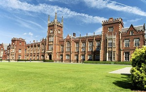 Queen's University Belfast professors speak at major conferences at Yale