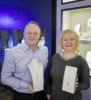 Derry-based Sproules Jewellers unveils £500k expansion