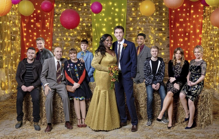 TV Quickfire: Emmerdale actor Mark Charnock on Marlon's Christmas wedding bash