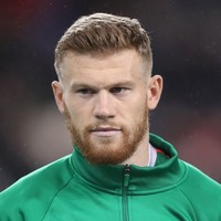 Footballer James McClean pays for homeless people to stay in hotel