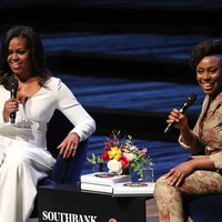 Michelle Obama wants to 'offer message of hope'
