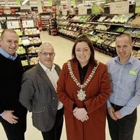 West Belfast Asda reopens after £3m refurbishment