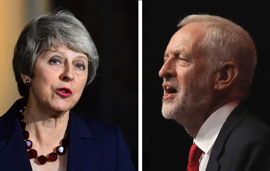 BBC pulls out of Brexit TV debate between May and Corbyn