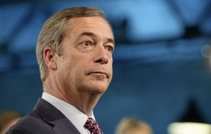 Nigel Farage says he is quitting Ukip