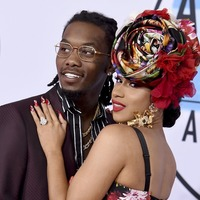 Cardi B says she and Offset are not together any more