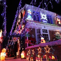 Is this Britain's most festive street?