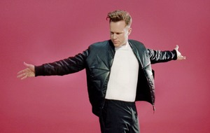 Olly Murs: People think of me as a bit of a party animal, but I'm a grafter