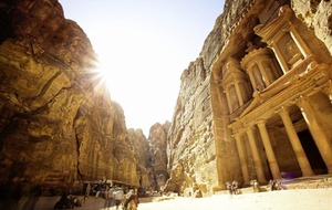 Mesmerising landscapes, a lost city and winter sun: Jordan is a Middle Eastern delight