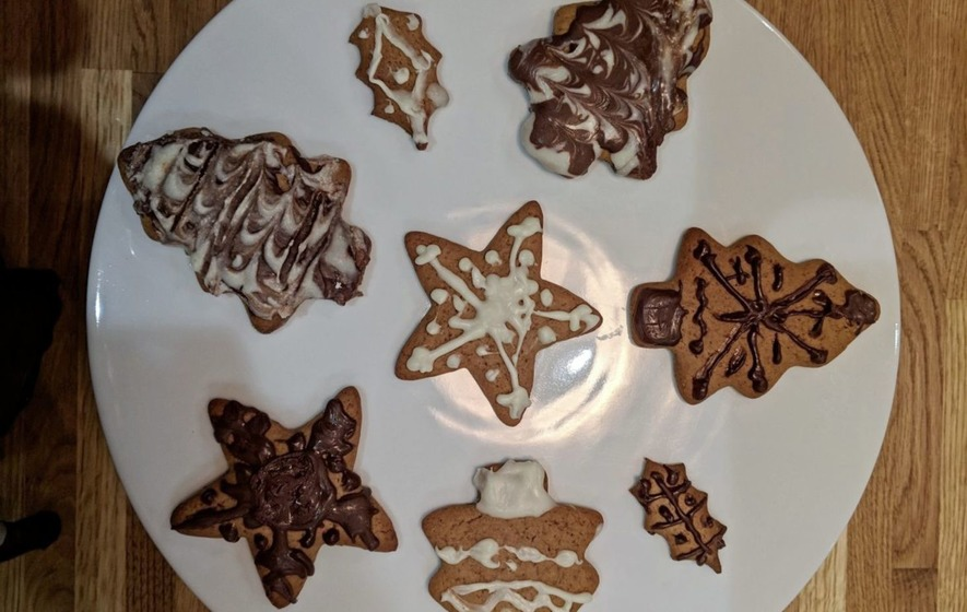Baking With Kids New Book On Homemade Scandi Festive Treats Makes