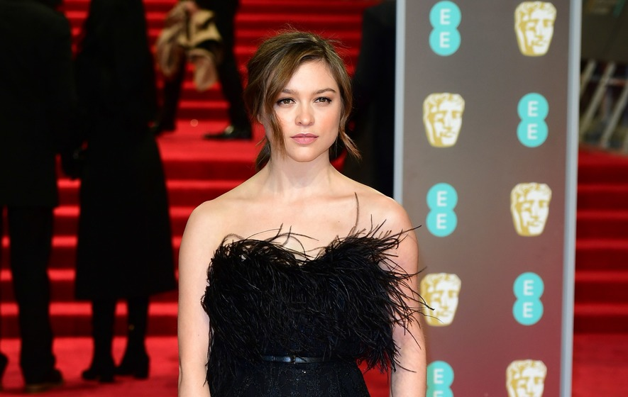 Sophie Cookson Picture 1: Sophie Cookson To Play Christine Keeler In New Drama About