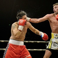 Sean McComb looking forward to Titanic Exhibition Centre fight night